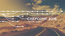 ChefConf 2016