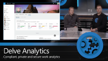 Introducing Delve Analytics in Office 365