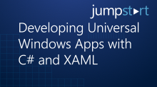 Developing Universal Windows Apps with C# and XAML