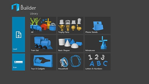 3D Builder User Manual