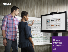 Kinect for Windows Human Interface Guidelines (HIG)