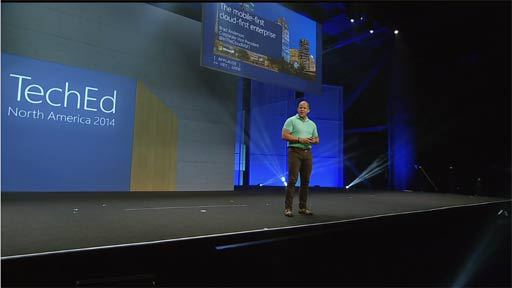TechEd Keynote