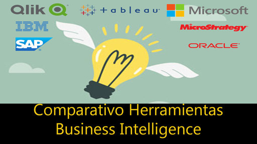 Comparación Business Intelligence Tools