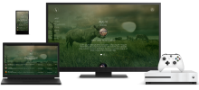 Big Screen Your Next App, UWP Dev on the Xbox One