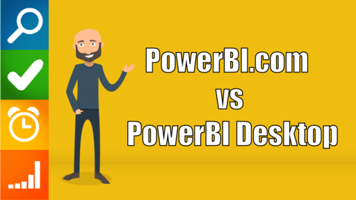 BILATAM Live - PowerBI.com vs PowerBI Desktop
