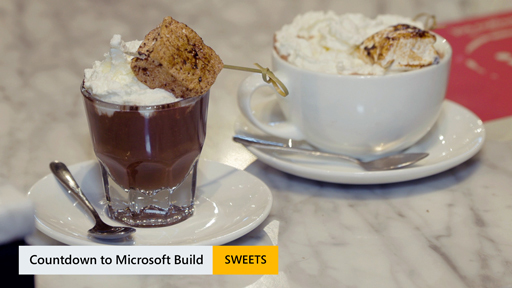 Countdown for Microsoft Build: Sweets