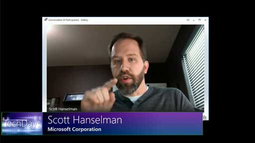 What does an Open Source Microsoft Web Platform look like?