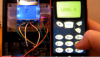 Netduino, LCD, Bluetooth and some Lumia (and a snake... game)