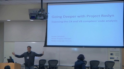 Going Deeper with Project Roslyn: Exposing the C# and VB compiler's code analysis