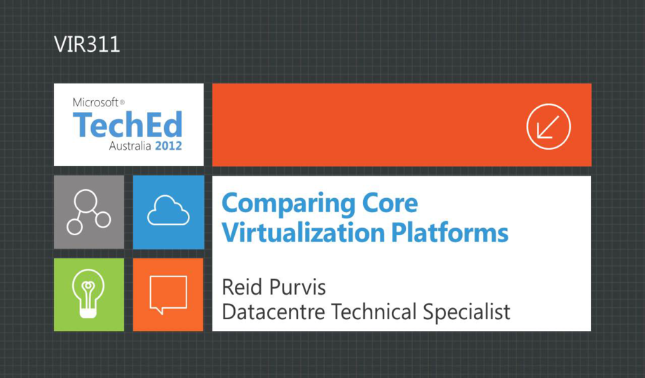 Comparing Core Virtualization Platforms