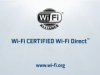 Wi-Fi Direct Takes On Bluetooth in the Content Pinging Stakes
