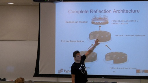 Keynote - Martin Odersky: Reflection and Compilers