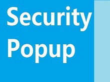 Security Popup - a new kind of security conference