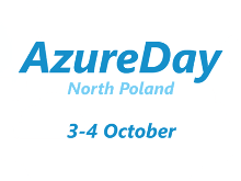 AzureDay North Poland 2016 - track 1