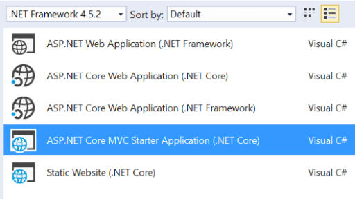 """ASP.NET Core Template Pack"""