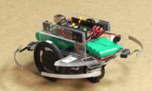 "Bots, Visual Studio and Arduino in ""Programming Robotic Systems with Visual Studio"""