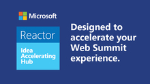 Microsoft Reactor Lisboa @ Web Summit