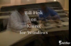 """Bill Fink on Kinect for Windows"""