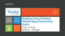 Building Cross-Device Mobile Applications Powered by Windows Azure and SQL Azure