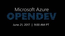 Azure OpenDev June 2017