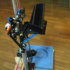 3D Scanner, with a little help from some LEGOs, a wiper motor and the Kinect