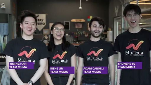 2018 Imagine Cup World Finalist Showcase: Team Muma