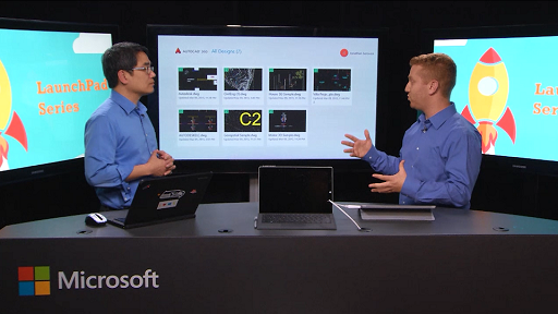Transforming Engineering Design with AutoCAD 360 and Windows 8.1