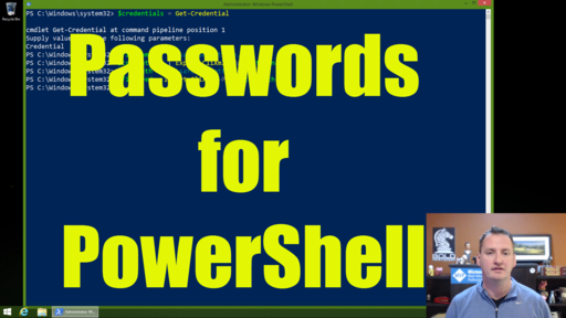 PowerShell Passwords for SharePoint Online
