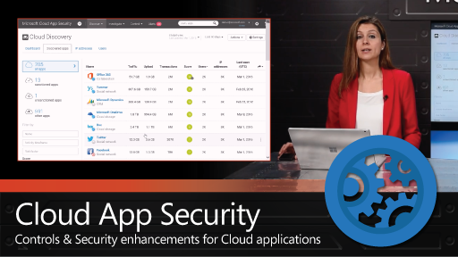 Introducing Microsoft Cloud App Security