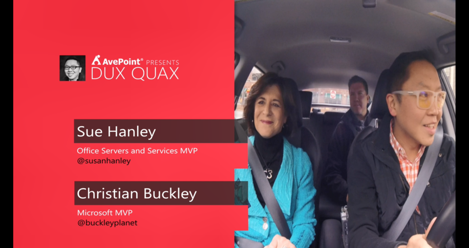 Talking Hybrid SharePoint with Micorosft MVP's Christian Buckley and Susan Hanley [Video Interview]
