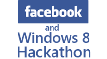 Facebook and Windows 8 Hackathon