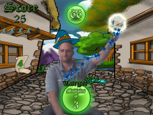 Games4Learning Kinect Games v4 released... (Word, Math Mages get AR, new NoNeed4Green and more)