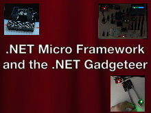 Pete Brown, .NET Gadgeteer