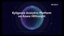 Getting Started for Kyligence on HDInsight