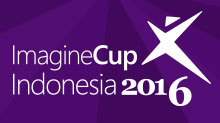 Imagine Cup 2016 Indonesia Final