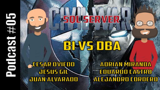 SQLServer CivilWar ft. BI vs DBA
