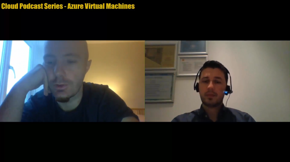 Cloud Podcast Series - Azure Virtual Machines (tr)