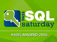SQL Saturday Nov ´15 #459