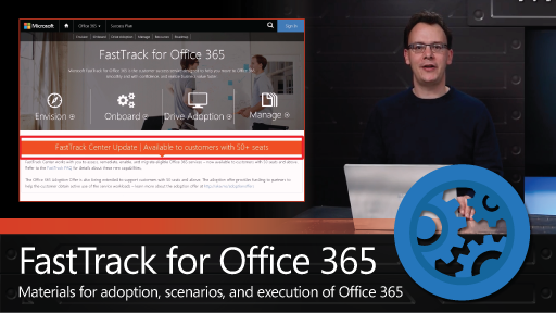 Achieving more with Office 365, through FastTrack