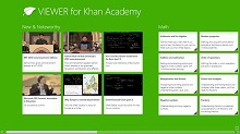Migrating the Khan Academy Windows Phone app to Windows 8