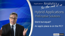 PreEmptive Solutions Videos: DevOps, Hybrid & Product Owners