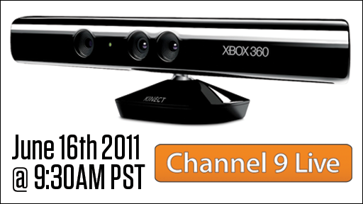 Kinect for Windows SDK Beta Launch on Channel 9 Live