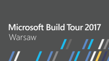Build Tour Warsaw 2017