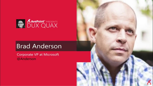 Microsoft's Brad Anderson Talks EMS and Office 365 [Video Interview]