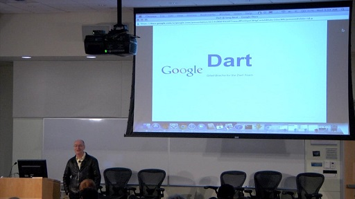 Gilad Bracha: Dart - A Well Structured Web Programming Language