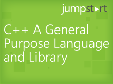 C++ A General Purpose Language and Library