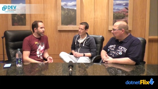 Interview with Scott Hanselman at Dev Intersection - Las Vegas