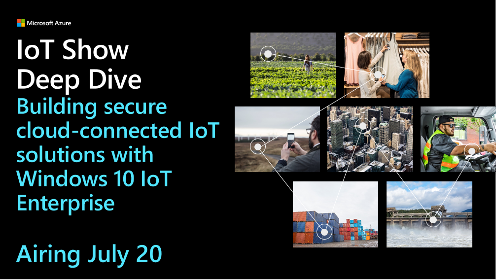 Deep Dive Windows IoT
