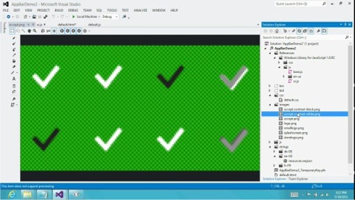 How Do I: Implement App Bars in a Windows 8 Application (Part2)?