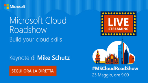 Microsoft Cloud Roadshow - KEYNOTE